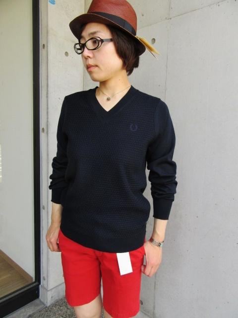 LONG TEE × SHORT PANTS 。。。初夏STYLE!★!_d0152280_104155.jpg