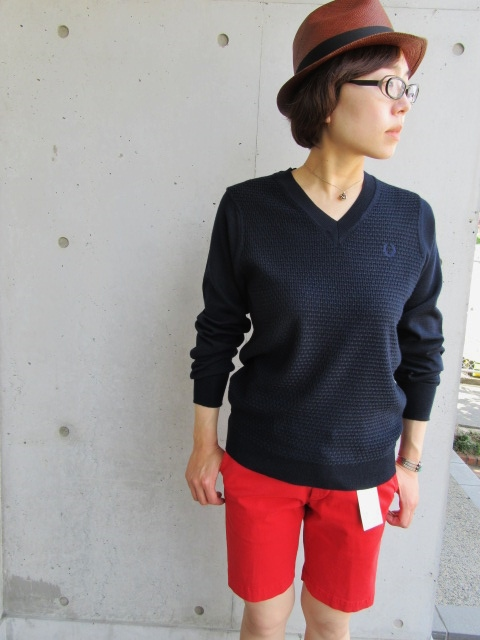 LONG TEE × SHORT PANTS 。。。初夏STYLE!★!_d0152280_1041874.jpg