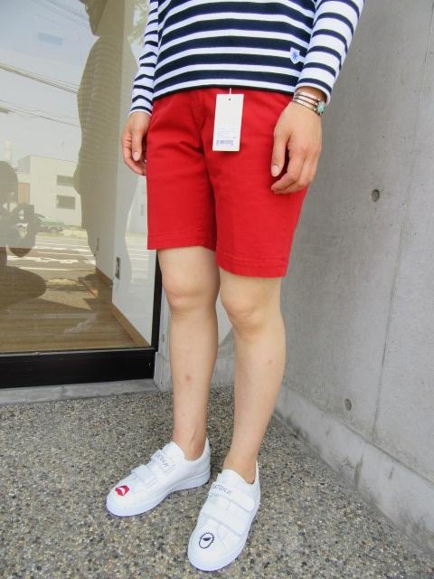 LONG TEE × SHORT PANTS 。。。初夏STYLE!★!_d0152280_9522427.jpg