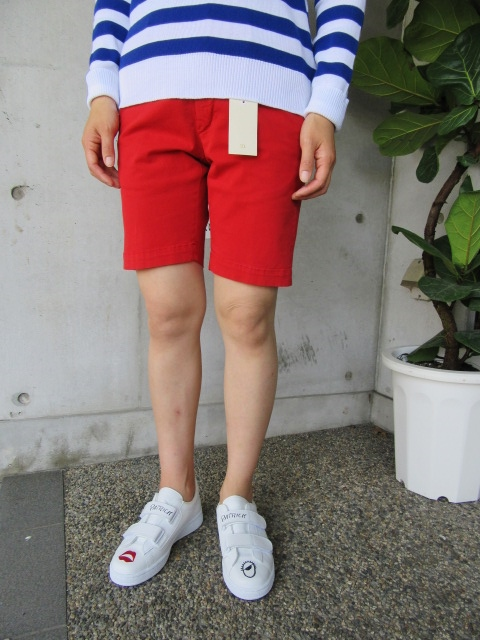 LONG TEE × SHORT PANTS 。。。初夏STYLE!★!_d0152280_9552312.jpg