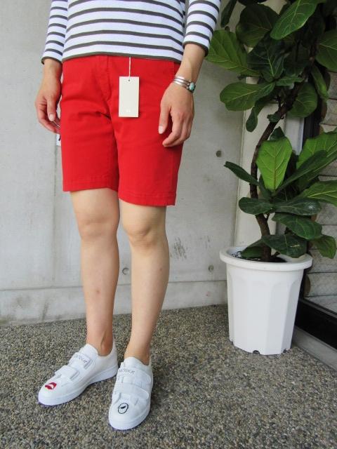 LONG TEE × SHORT PANTS 。。。初夏STYLE!★!_d0152280_9565194.jpg