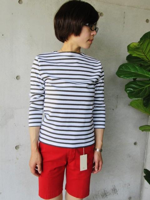 LONG TEE × SHORT PANTS 。。。初夏STYLE!★!_d0152280_95717.jpg