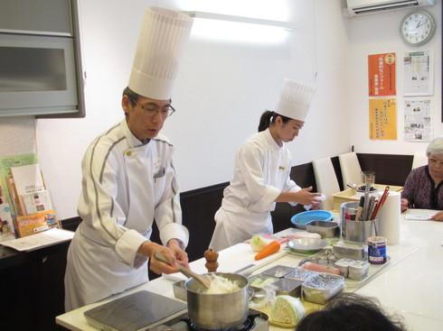 第59回お料理教室_e0190287_17594168.jpg