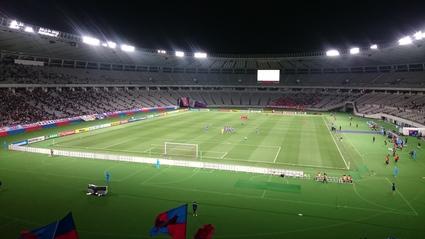 AFCチャンピオンズリーグ2016ラウンド16第1戦 FC東京(日本) - 上海上港(中国)_b0042308_048249.jpg