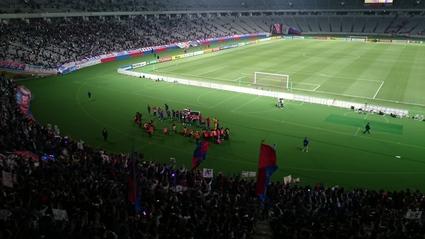 AFCチャンピオンズリーグ2016ラウンド16第1戦 FC東京(日本) - 上海上港(中国)_b0042308_048745.jpg
