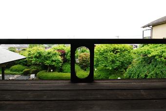 白井 晟一作の杉浦邸を見学できました。_c0195909_10463164.jpg