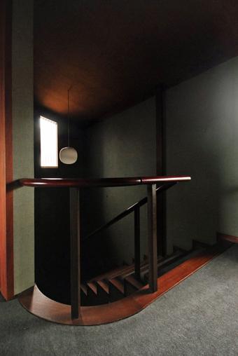 白井 晟一作の杉浦邸を見学できました。_c0195909_10463877.jpg