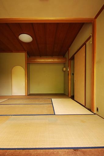 白井 晟一作の杉浦邸を見学できました。_c0195909_10464480.jpg