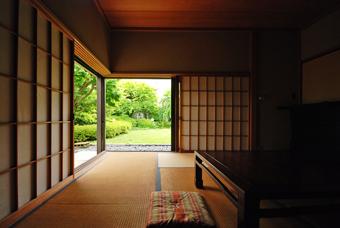白井 晟一作の杉浦邸を見学できました。_c0195909_10465779.jpg