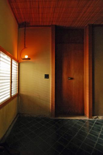 白井 晟一作の杉浦邸を見学できました。_c0195909_10471033.jpg