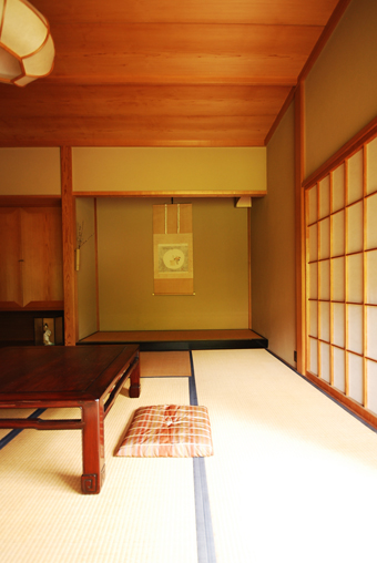 白井 晟一作の杉浦邸を見学できました。_c0195909_10472362.jpg