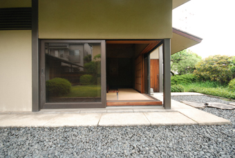 白井 晟一作の杉浦邸を見学できました。_c0195909_10472853.jpg