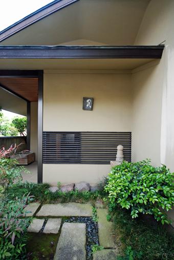 白井 晟一作の杉浦邸を見学できました。_c0195909_10475710.jpg