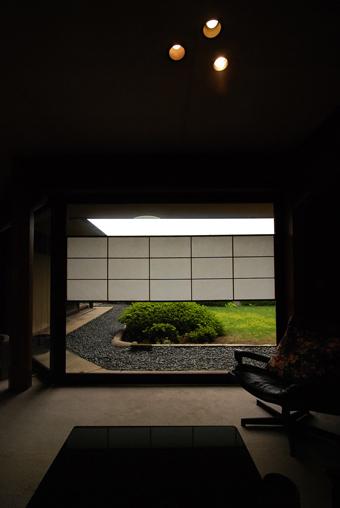 白井 晟一作の杉浦邸を見学できました。_c0195909_10482299.jpg
