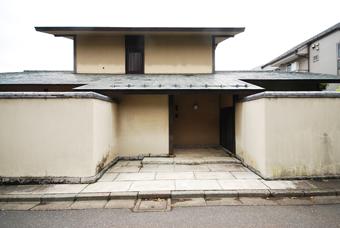 白井 晟一作の杉浦邸を見学できました。_c0195909_1048269.jpg