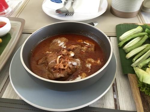 2016年GWバンコク旅行⑦ ドリアン・マッサマンカレーを食べる_e0052736_22152059.jpg