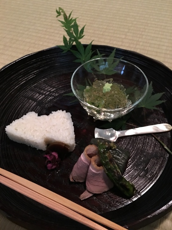 The early summer tea ceremony by Dr.Hayashiya_d0334837_23352231.jpeg