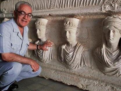 シリアのパルミラ遺跡を舞台にした読み切り漫画を描きました_a0087957_16523248.jpg