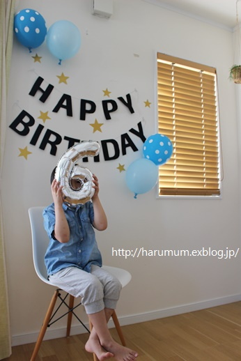 6歳おめでとう★_d0291758_22403472.jpg