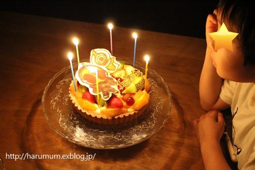 6歳おめでとう★_d0291758_23285542.jpg