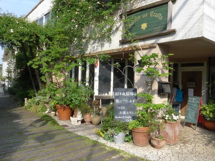 立川「Garden&Crafts ガーデン&クラフツ」へ行く。_f0232060_16125668.jpg