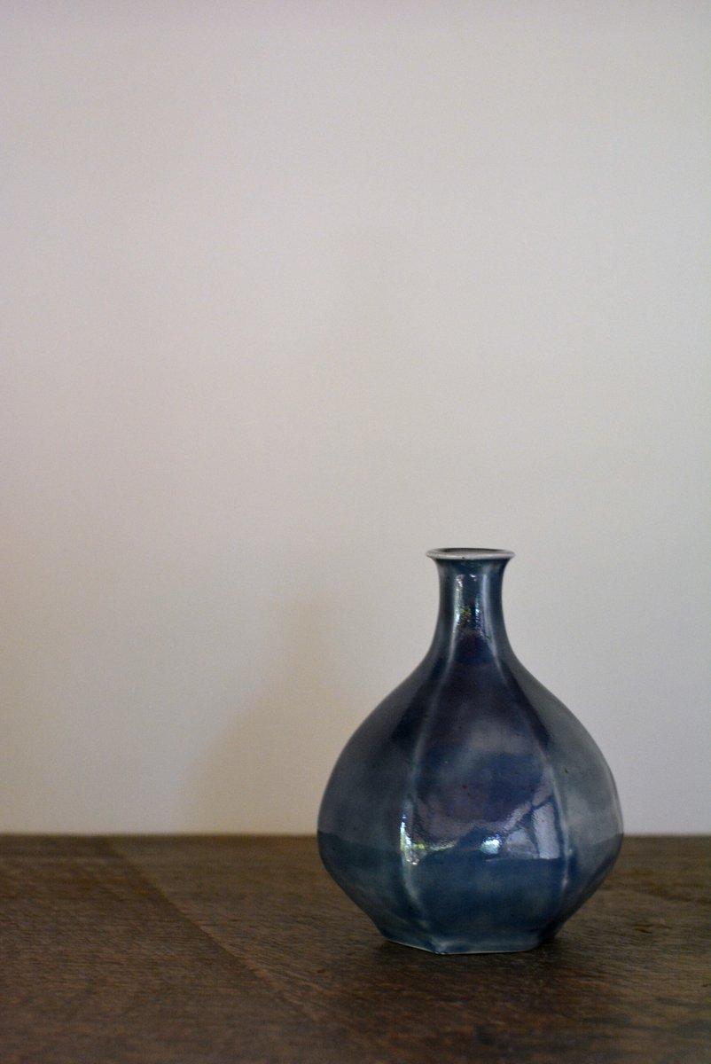 「 山本亮平・ゆき展 淡き青 」 瑠璃の色香_d0087761_20155241.jpg