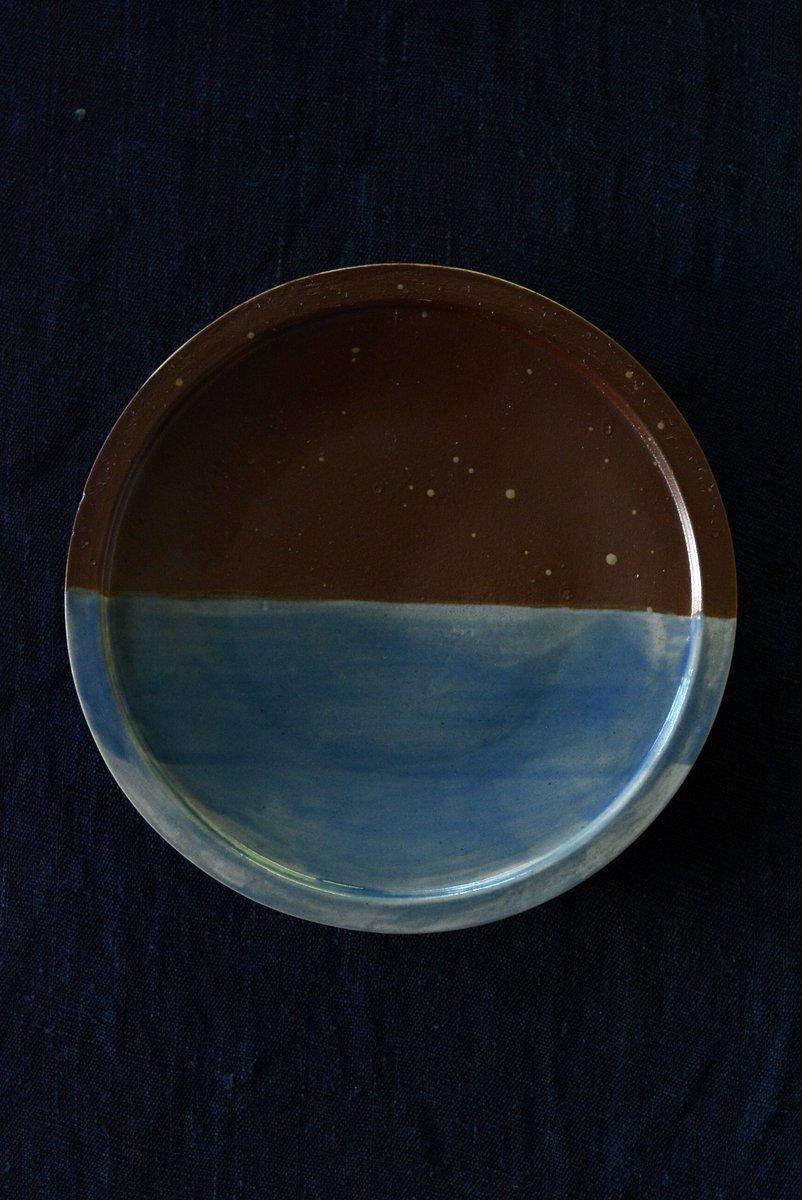 「 山本亮平・ゆき展 淡き青 」 瑠璃の色香_d0087761_20162372.jpg