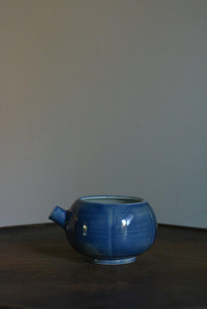 「 山本亮平・ゆき展 淡き青 」 瑠璃の色香_d0087761_2016593.jpg