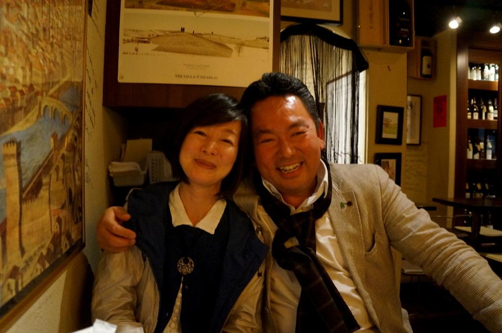 横浜レンガ倉庫、春のビール祭りにて。_c0180686_23503370.jpg