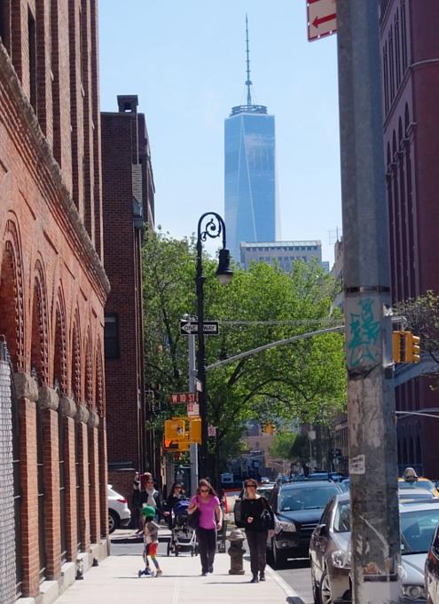 NYダウンタウンのグリニッジ・ストリート沿いをブラブラお散歩_b0007805_2313223.jpg