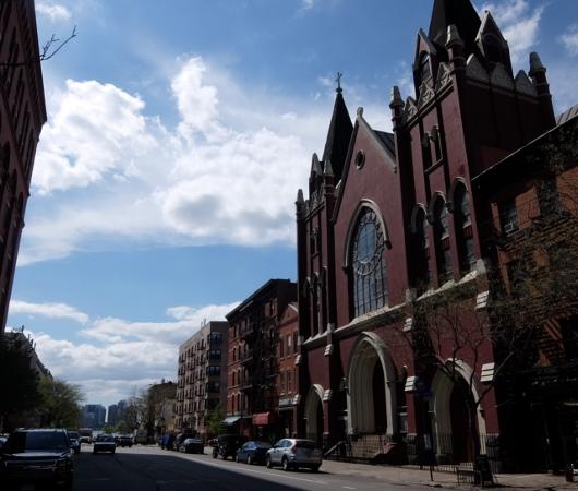 NYダウンタウンのグリニッジ・ストリート沿いをブラブラお散歩_b0007805_23291590.jpg