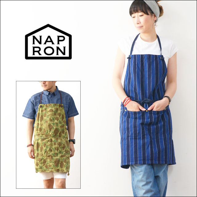 NAPRON [ナプロン] HUNTER HALF APRON [NP-AP13] MEN\'S/LADY\'S_f0051306_20173643.jpg