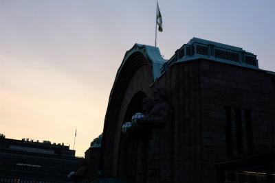 フィンランド・エストニアの旅【8】ホテル・ヘルシンキ中央駅編_b0102217_16204382.jpg