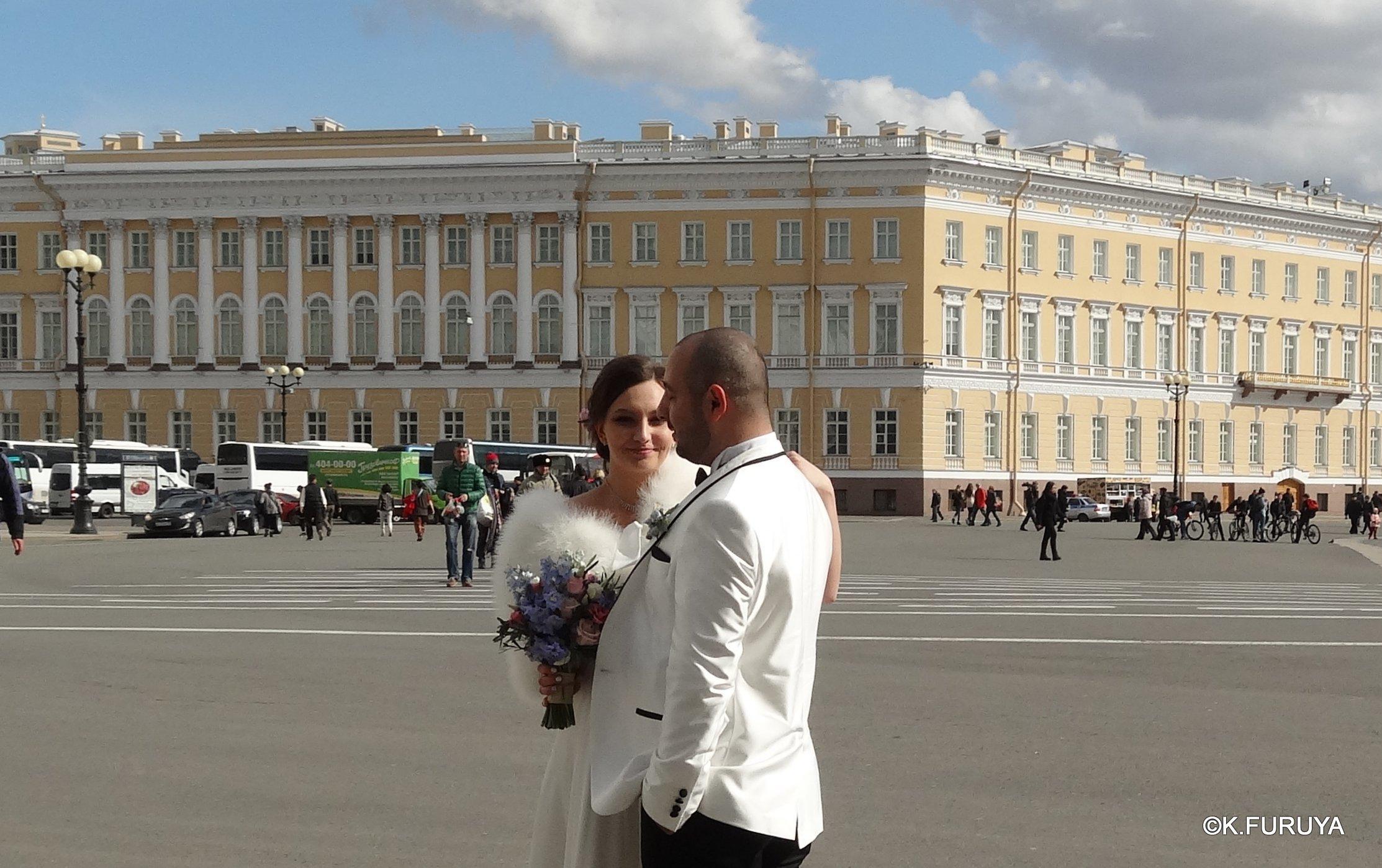 ロシアの旅 5 サンクトペテルブルク市内観光_a0092659_23255071.jpg