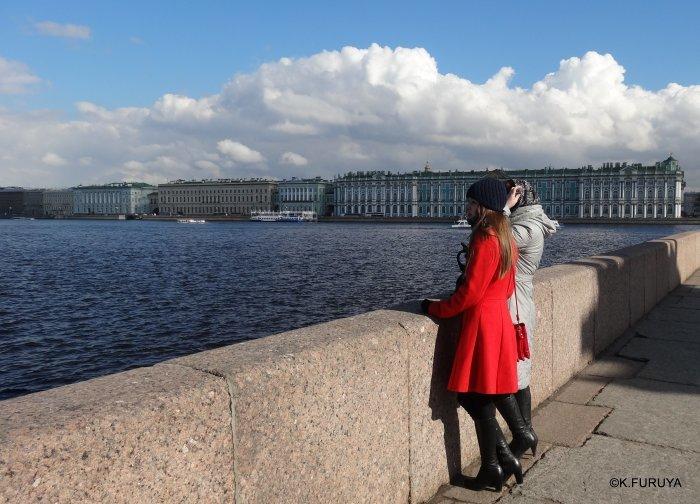 ロシアの旅 5 サンクトペテルブルク市内観光_a0092659_23284442.jpg