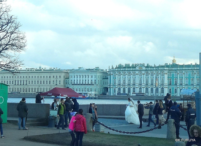 ロシアの旅 5 サンクトペテルブルク市内観光_a0092659_23300397.jpg