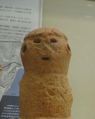 行橋市歴史資料館 埴輪に会いに行く?_c0222861_2136320.jpg
