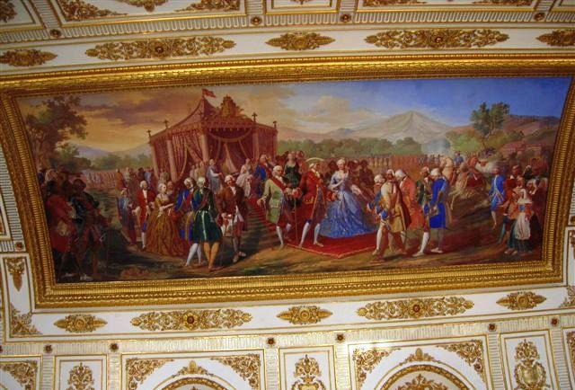 カセルタの王宮とフェルディナンド4世_e0224461_0332039.jpg