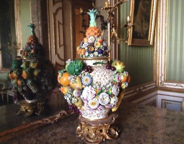 カセルタの王宮とフェルディナンド4世_e0224461_0361129.jpg