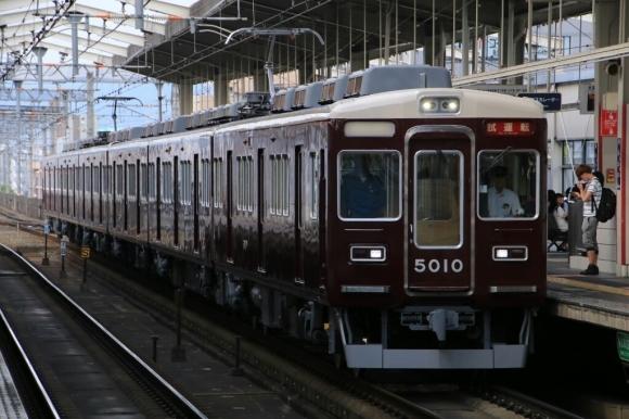 阪急C♯5010×6R試運転_d0202264_15454116.jpg