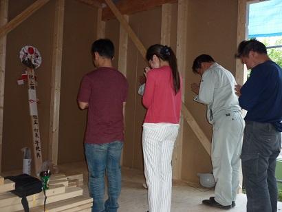 I 様邸の新築工事_d0323579_8464361.jpg