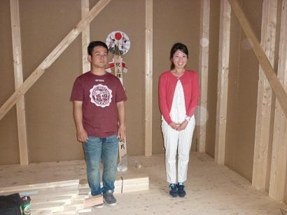 I 様邸の新築工事_d0323579_847338.jpg