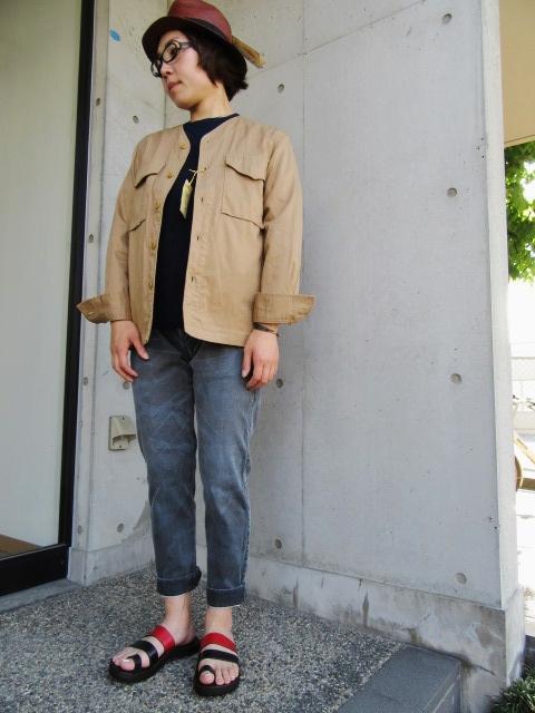 春・初夏・JACKET STYLE 其の② (^^♪、、_d0152280_1601259.jpg