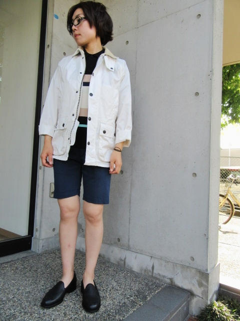 春・初夏・JACKET STYLE 其の② (^^♪、、_d0152280_16122777.jpg