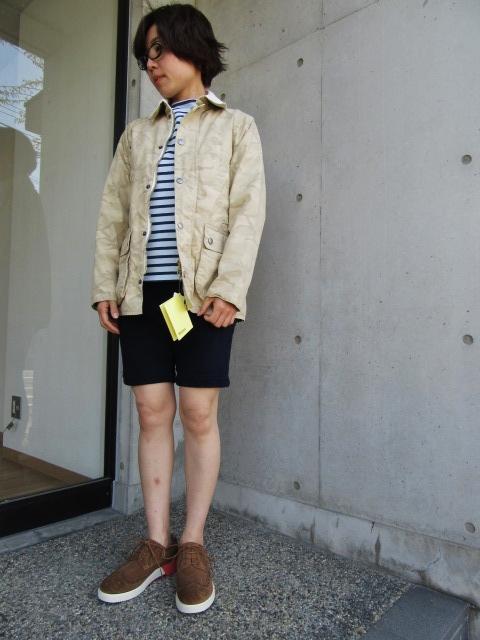 春・初夏・JACKET STYLE 其の② (^^♪、、_d0152280_1615684.jpg