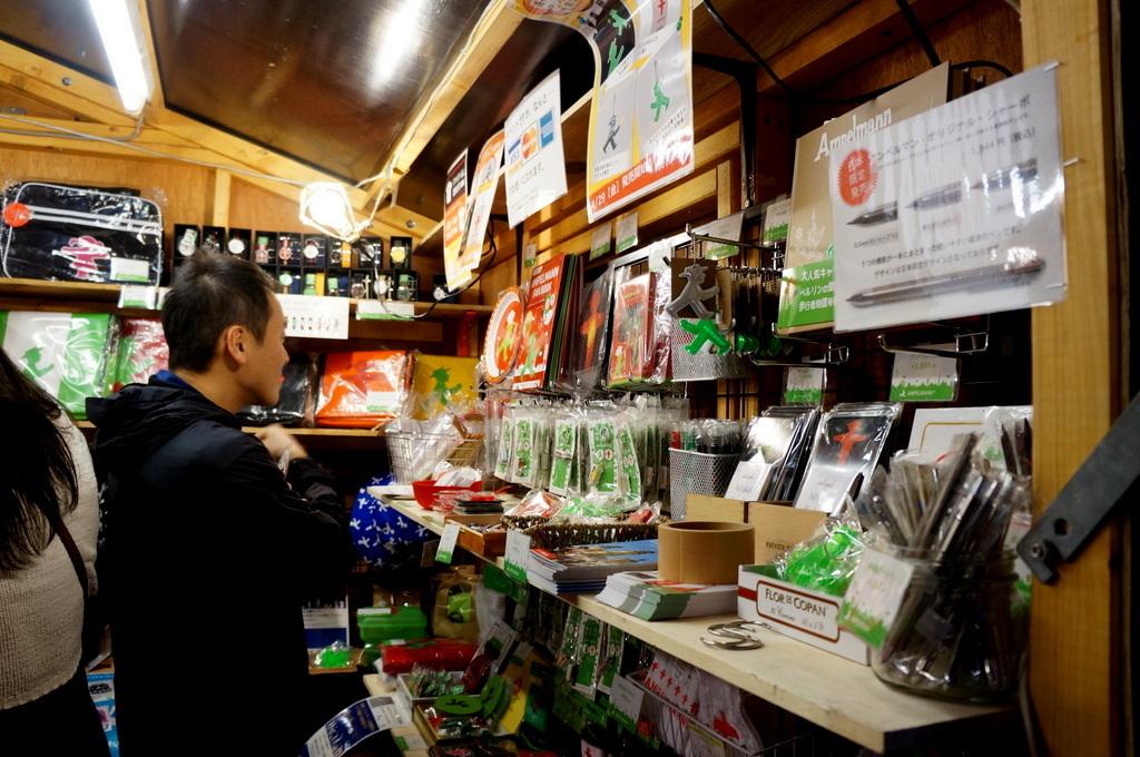 横浜レンガ倉庫、春のビール祭りにて。_c0180686_01503426.jpg