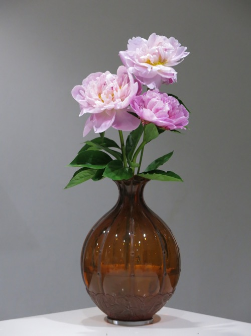 "Baccarat Vase \""Georges DUNAIME\""_c0108595_23203089.jpg"