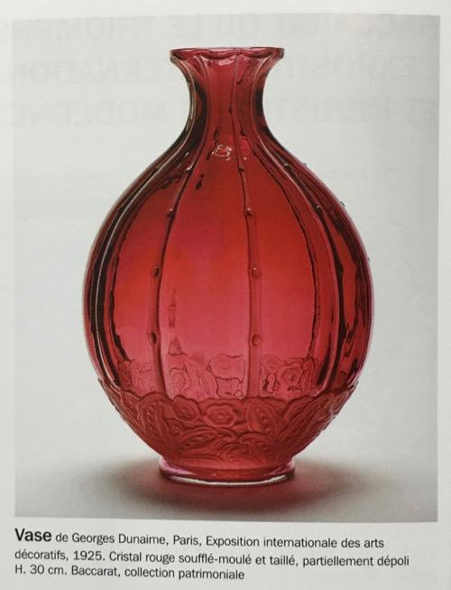 "Baccarat Vase \""Georges DUNAIME\""_c0108595_23222528.jpg"
