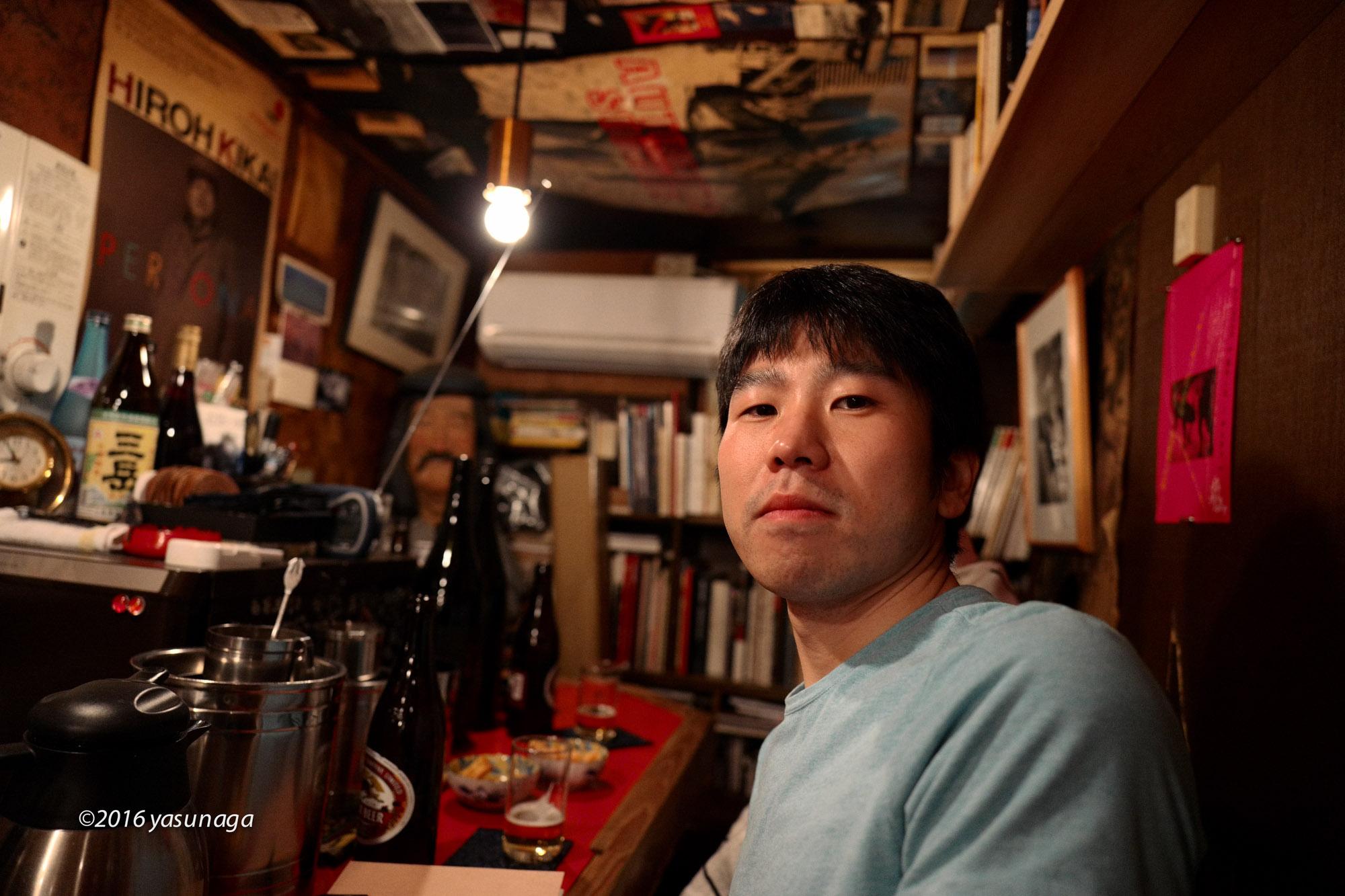 ことじ (新宿ゴールデン街)_d0192712_16515657.jpg