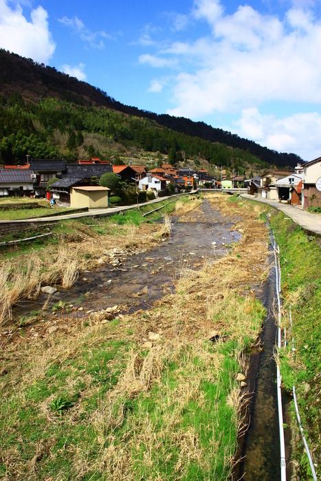 青谷~因州和紙の里~鳥取県_f0209122_1802390.jpg